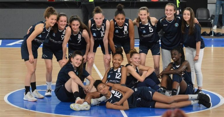 Direction le Final Four pour les U15 !